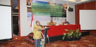 Sekda Papua Barat Nataniel D Mandacan