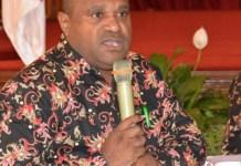 Anggota DPD RI asal Papua Barat, Yance Samonsabra, SH.