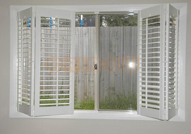 Tilt And Turn Window Blinds