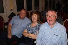 Brian Ó Dómhnaill, Máire Uí Bhaoill, Dónal Ó Baoill 2016