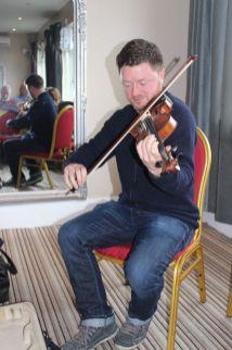 Dónal O'Connor 'McGahon Mss' performance 2016