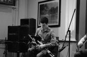Finnian Ó Conchubhair pipes Concert 2016