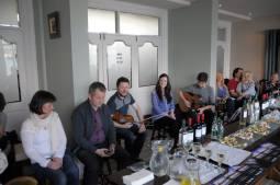 Gráinne Ní Ghilín, Réamonn Ó Ciaráin & CD launch 2016