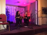 Gráinne Smith & Edel Ní Churraoin Accordions Concert 2016