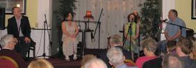 Lillis Ó Laoire, Gealdine Bradley, Máire Ní Choilm Brian Ó Domhnaill Concert 2016