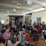 McGahon & Donnellan Music Mss audience 2016