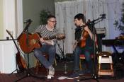 Seán McElwain and D¢nal McCague 'Slieve Beagh Music Mss' performance 2016