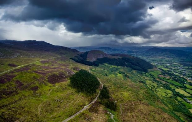 Slieve Gullion : Photo Pak Aerial Media