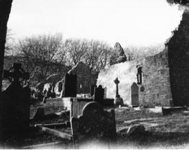 St Moninnes Church