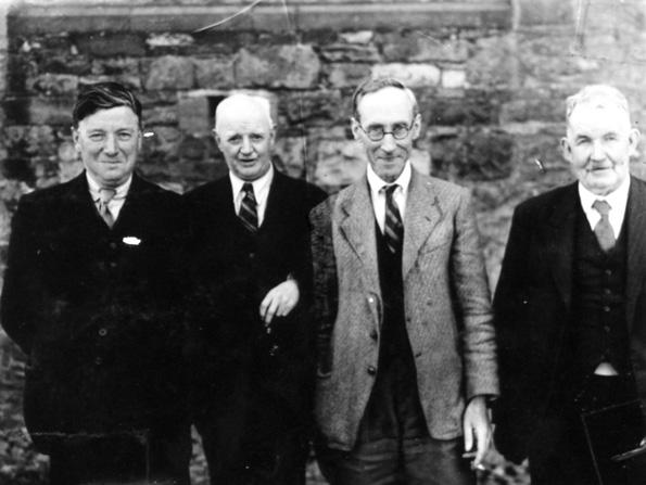 Tomás Mac Cuilleannáin agus Peadar Ó Dubhda