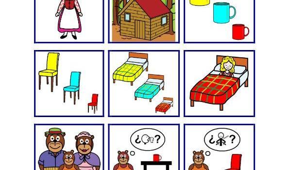cuentos pictogramas ricitos