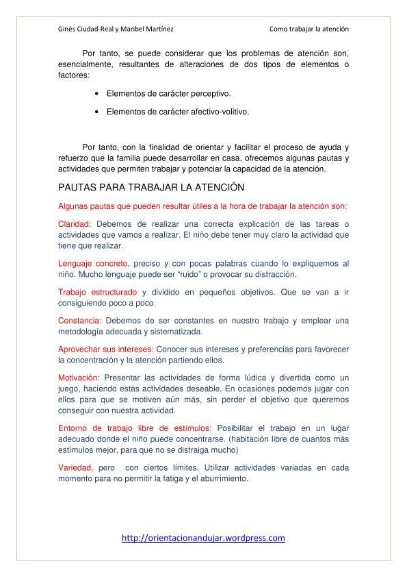 PAUTAS Y ACTIVIDADES PARA TRABAJAR LA ATENCION_03