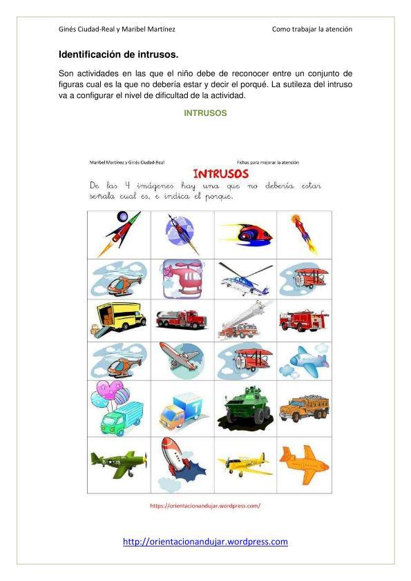 PAUTAS Y ACTIVIDADES PARA TRABAJAR LA ATENCION_10