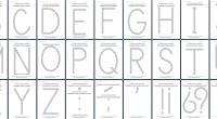 Cuarto volumen de abecedarios punteados en esta ocasión, siguiendo una petición, realizamos los abecedarios en letra script o cursiva en mayúsculas. La letra empleada es la boo las mas parecida […]