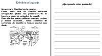 Gracias a la colaboración de Manolo Samos, maestro de primaria del CEIP LUCENA RIVAS (LANJARÓN) y creador del blogTIC TIRIRITIC CAÑON. Os dejamos esta nueva actividad una para desarrollar la […]