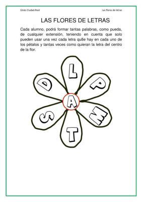 flores de letras de 6 petalos imagen_01