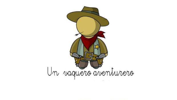 las profesiones vaquero