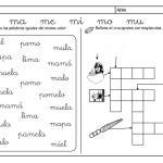 metodo de lectoescritura jose boo Letra M