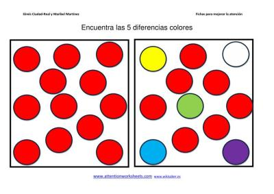 encuentra las diferencias 1