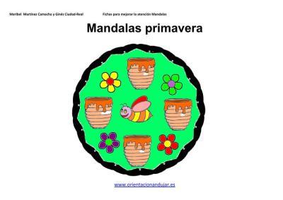 MANDALAS PRIMAVERA