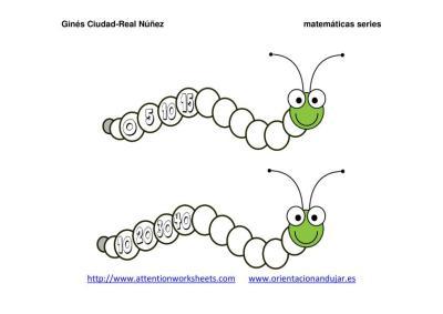 Orugas matemáticas series NUMÉRICAS IMAGENES_08