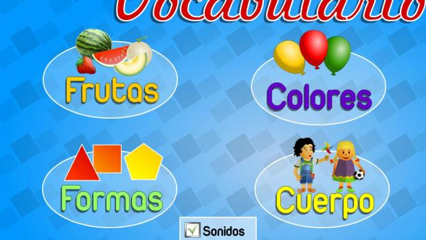 vocabulario las frutas
