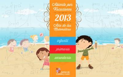 ACTIVIDADES VERANO 2013
