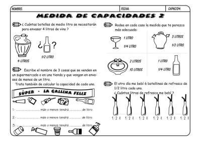 CAPACIDAD