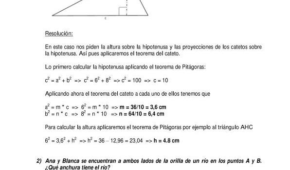 MATEMATICAS 4 ESO - Orientación Andújar - Recursos Educativos