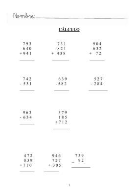 cuaderno de repaso de matematicas la salle la laguna