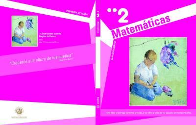 CARATULA CURSO 2 PRIMARIA MATEMATICAS 2013-2014