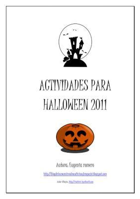 materiales blog de los maestros de audición y lenguaje halloween