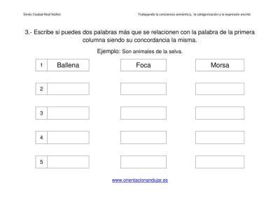 Conciencia semántica, categorización y escritura creativa 1 (2)