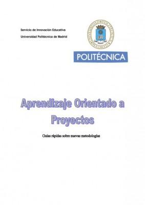 GUía rápida del aprendizaje Orientado a Proyectos (AOP) imgen