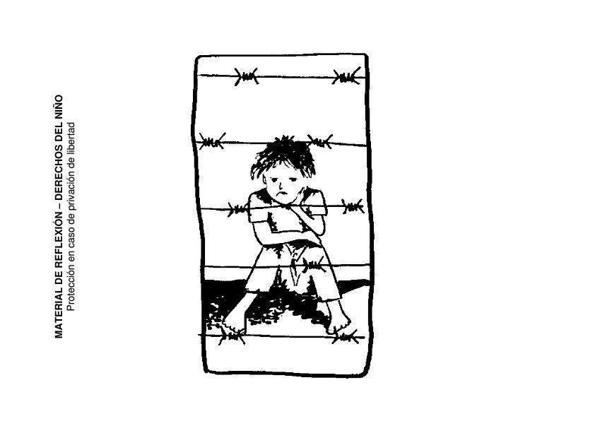 Derechos Del Niño Y La Niña A La Libertad Y Participación