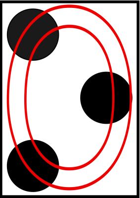 braille letra O