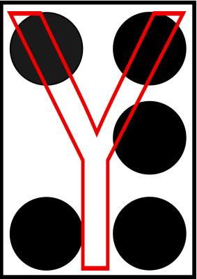 braille letra Y