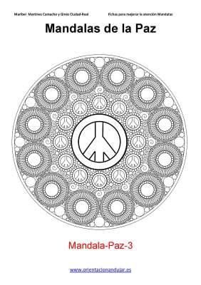 Coloreamos las Mandalas de la  paz 2014 de Orientacion Andujar_Página_04