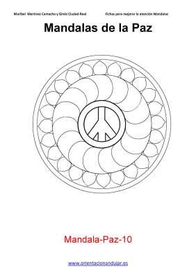 Coloreamos las Mandalas de la  paz 2014 de Orientacion Andujar_Página_11