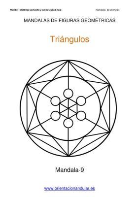 mandalas geometricas triangulos imagenes_10