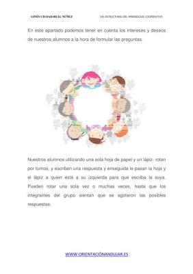 Estructura de aprendizaje cooperativo RoundTable (1)