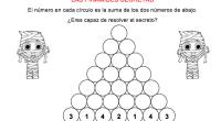 Presentamos unas nuevas actividades para trabajar las operaciónes básicas dematemáticas primaria concretamente la suma, mediante nuestras pirámides secretas (en esta ocasión las pirámides son de 7 alturas, siendo los números […]