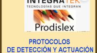 PRODISLEX Estos protocolos han sido elaborados por un equipo de profesionales con la colaboración de Disfam y de la UIB, así como con la supervisión de profesores y profesionales de […]