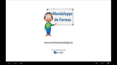 PANTALLA PRESENTACION MANDALAPPS