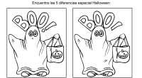 Estos ejercicios de diferencias les encanta a los más pequeños, así que, hemos creado unas actividades de encontrar las diferencias con motivos de halloween. Este es un ejercicio para potenciar […]