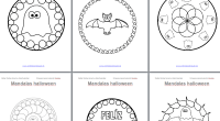 Con motivo de halloween os dejamos estas divertidas actividades de colorear mandalas. También disponibles en inglés para aquellos centros bilingües o para trabajar los colores y las formas geométricas en […]