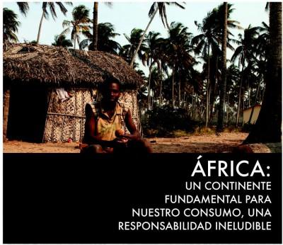 Materiales Educativos África cuestión de vida Cuaderno Valores responsabilidad, consumo, etc