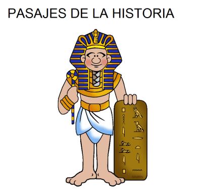 PASAJES DE LA HISTORIA TUTANKAMON