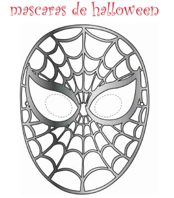 mascaras y caretas de halloween