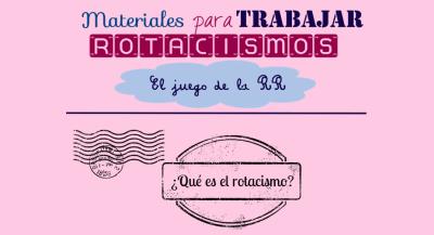 rotacismo ASESORAMIENTO PARA LA CORRECTA ARTICULACIÓN DEL FONEMA /R/